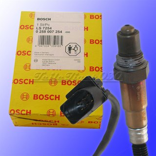 0 258 007 254 BOSCH LAMBDASONDE BMW X5 4,4i 4.8is E53 11787530735