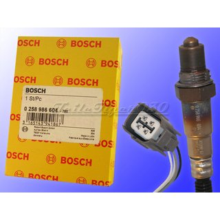 0 258 986 604 BOSCH LAMBDASONDE HONDA ACCORD IV INSIGHT 35631-PAA-A02